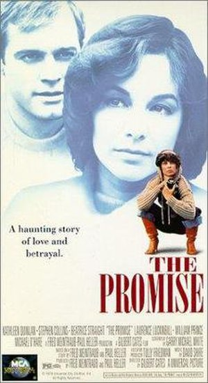 The Promise (1979 film) - Poster