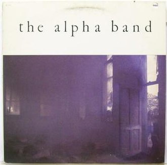 The Alpha Band (album) - Image: The Alpha Band