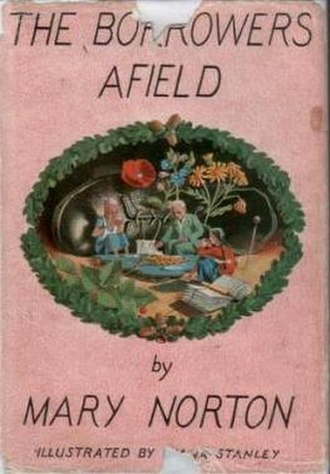 The Borrowers Afield - First edition (UK)