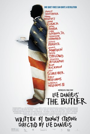 The Butler - Theatrical release poster