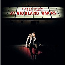 Album cover for The Defamation of Strickland Banks