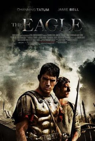 The Eagle (2011 film) - Theatrical release poster