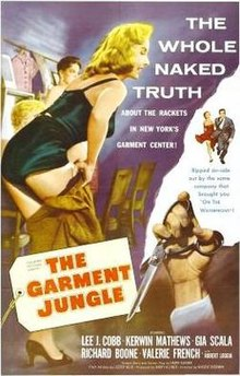 The Garment Jungle film poster.jpg