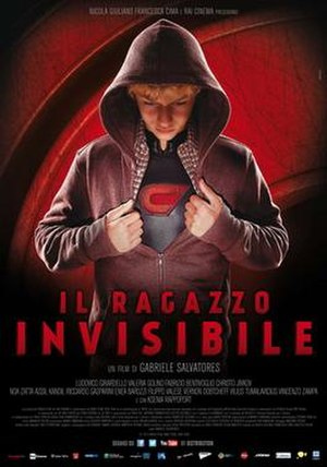 The Invisible Boy (2014 film) - Image: The Invisible Boy (2014 film)
