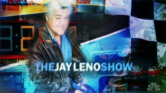 The Jay Leno Show - Image: The Jay Leno Show Intertitle