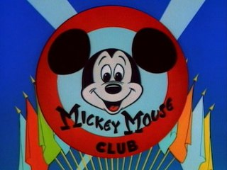 <i>The Mickey Mouse Club</i> American variety television show