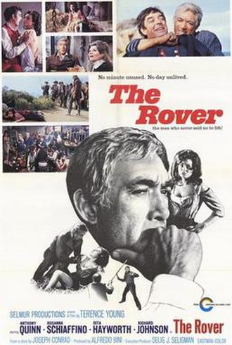 The Rover (1967 film) - Image: The Rover (film)