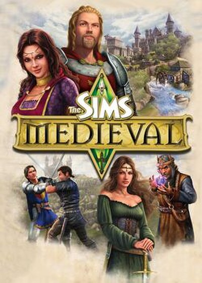 Picture of a game: The Sims Medieval