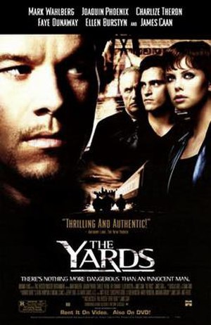 The Yards - Theatrical release poster