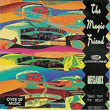 2 Unlimited — The Magic Friend (studio acapella)