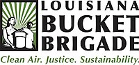 This is the official logo of the Louisiana Bucket Brigade