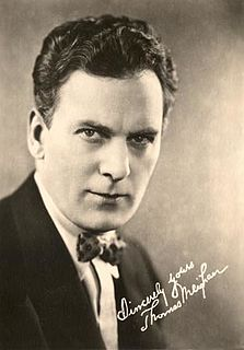 Thomas Meighan American actor