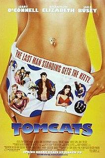 <i>Tomcats</i> (2001 film) 2001 film by Gregory Poirier