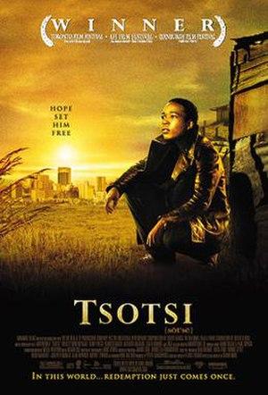Tsotsi - Theatrical Poster