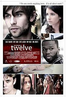 <i>Twelve</i> (2010 film) 2010 film by Joel Schumacher