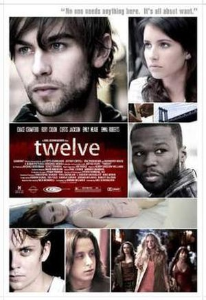 Twelve (2010 film) - Theatrical release poster