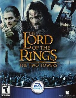 <i>The Lord of the Rings: The Two Towers</i> (video game) video game