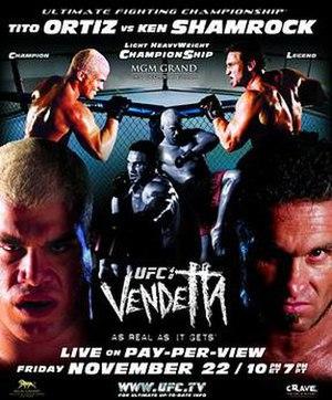 UFC 40 - Image: UFC 40 Vendetta 2002