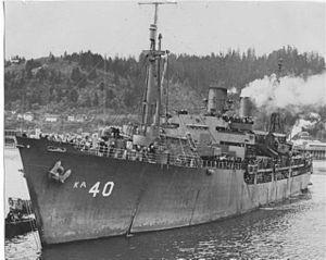 USS Scania (AKA-40) - USS Scania (AKA-40)