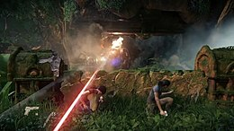 Uncharted The Lost Legacy Wikipedia