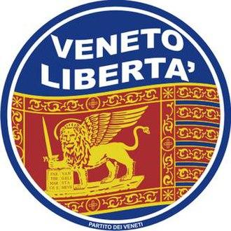 Veneto Freedom - Image: Veneto Libertà