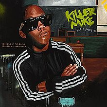 Killer Mike – R.A.P. Music Album Leak Listen and free download