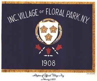 Floral Park, New York - Image: Vfpflag