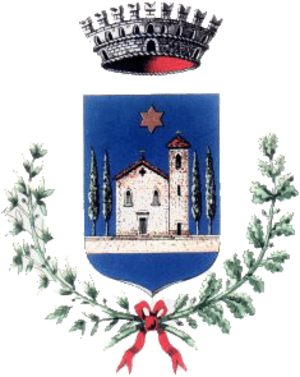 Villa Collemandina - Image: Villa Collemandina Stemma
