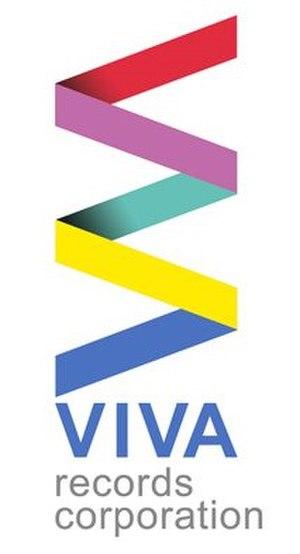 Viva Records (Philippines) - Image: Viva Records 2010 logo