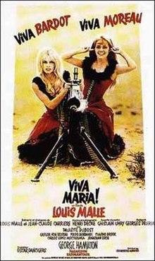 Viva Maria [1965]