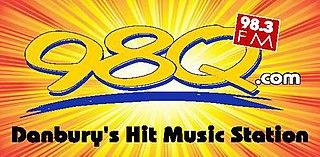 WDAQ Radio station in Danbury, Connecticut