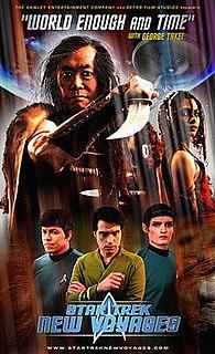 <i>Star Trek: New Voyages</i> Fan-created series based on Star Trek