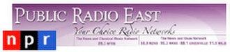 Public Radio East - Image: WTEB logo