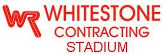 Centennial Park, Oamaru - Image: Whitestone Contracting Stadium