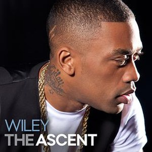 The Ascent (Wiley album) - Image: Wiley The Ascent album cover