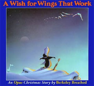 A Wish for Wings That Work - Cover