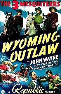 <i>Wyoming Outlaw</i> 1939 film