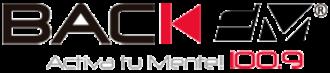 XHVM-FM - Image: XHVM Back FM100.9 logo