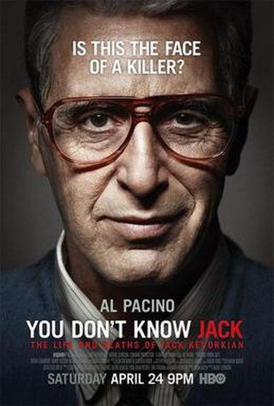 Picture of a movie: You Don't Know Jack