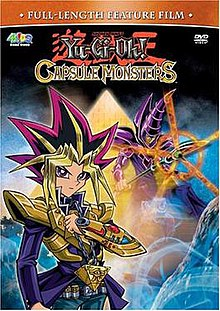Yu-Gi-Oh! Capsule Monsters - Wikipedia