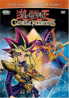 Image result for yugioh capsule monsters