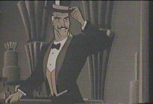 Zatara - Zatara in Batman: The Animated Series