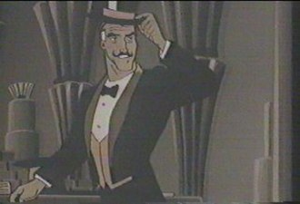 Zatara - Zatara in Batman: The Animated Series