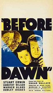 <i>Before Dawn</i> (film) 1933 film