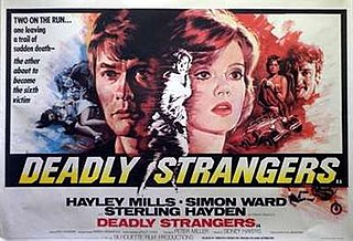 <i>Deadly Strangers</i> 1974 film by Sidney Hayers