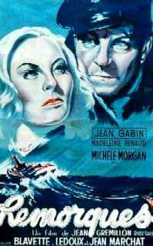 Stormy Waters (film) - Theatrical poster