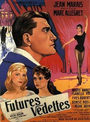 School for Love - Image: 1955 Futures vedettes School for love (fra)