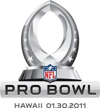 2011 Pro Bowl - Image: 2011 Pro Bowl logo