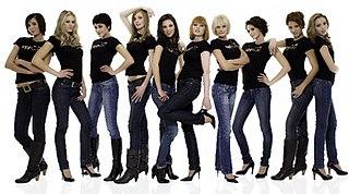 <i>Austrias Next Topmodel</i> (season 1) Season of television series