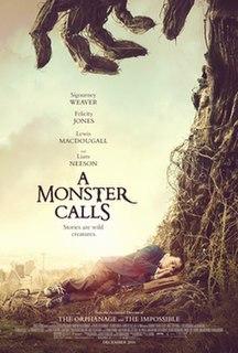 <i>A Monster Calls</i> (film) 2016 film by Juan Antonio Bayona